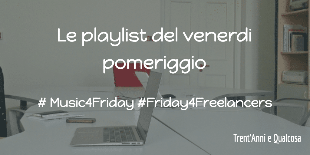 co-working musica del venerdi