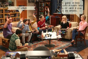 io come penny - the big bang theory